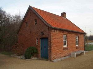 Stokhus, Nebengebäude Steinhaus Bunderhee
