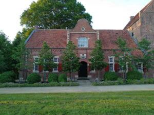 Wohntrakt Steinhaus