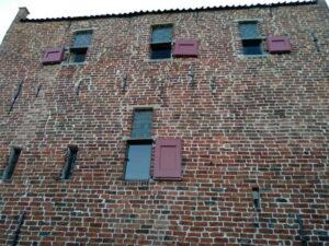Fensterseite Wohnturm